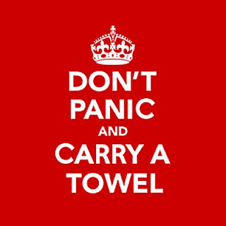 Ne ess pánikba, és legyen nálad törülköző!